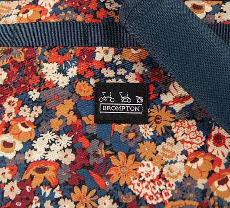 Brompton Liberty Fabric Bags