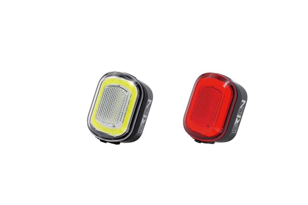 Moon Orion 50lm Magnetic Mount USB LED Rear Light Black