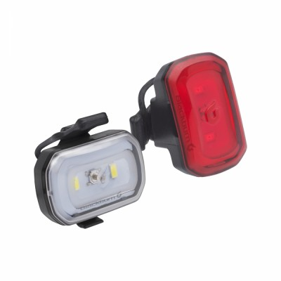 Blackburn Click USB RC Front and Rear Light Set