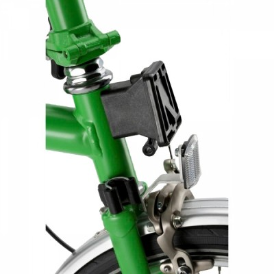 Brompton Front carrier block & latch