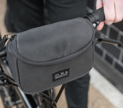 Brompton Metro Zip Pouch in Black