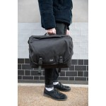 Brompton Metro Messenger Bag Large in Black