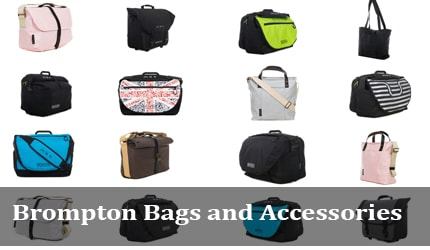 Brompton Bags And Accessories