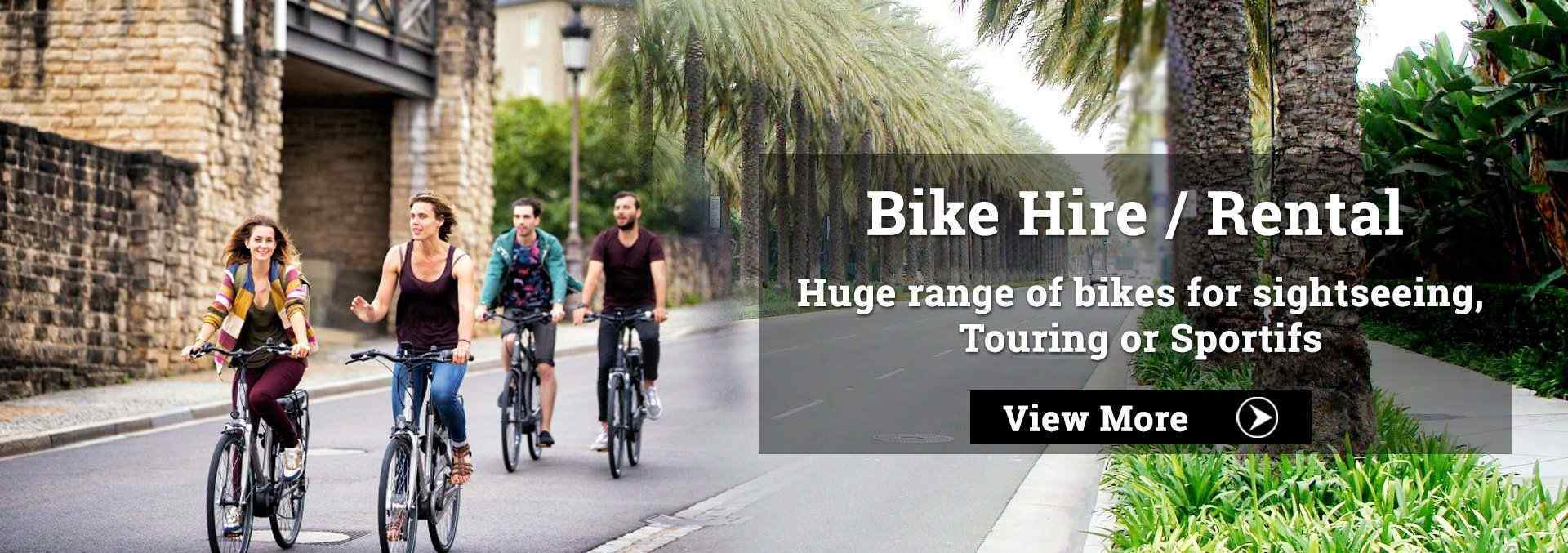 bike hire rental